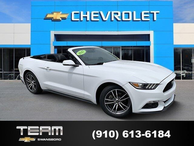 2017 Ford Mustang Ecoboost Premium >> 2017 Ford Mustang Ecoboost Premium