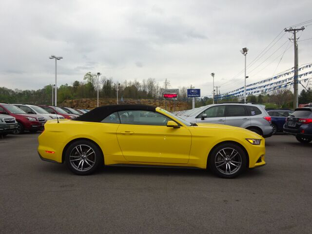 2017 Ford Mustang EcoBoost Premium Mount Hope WV
