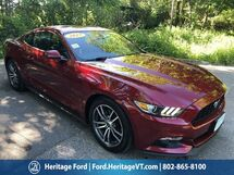 2017 Ford Mustang EcoBoost Premium South Burlington VT