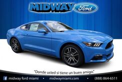 2017_Ford_Mustang_EcoBoost_ Miami FL