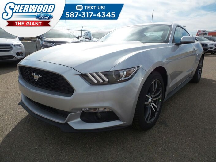 2017 Ford Mustang EcoBoost Sherwood Park AB