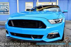 2017_Ford_Mustang_GT / 5.0L V8 / 435 HP / 6-Spd Manual / Black Accent Package / Power Seats / Microsoft Sync Bluetooth / Back-Up Camera / Block Heater / Low Miles_ Anchorage AK