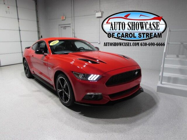 2017 ford mustang gt california special carol stream il 21737547. Black Bedroom Furniture Sets. Home Design Ideas