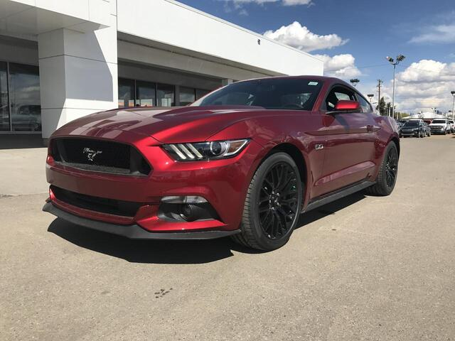 2017_Ford_Mustang_GT_ Edmonton AB