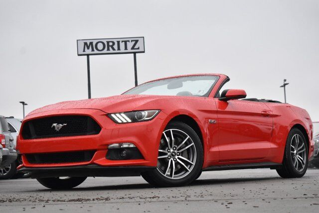 2017 Ford Mustang GT Premium Fort Worth TX