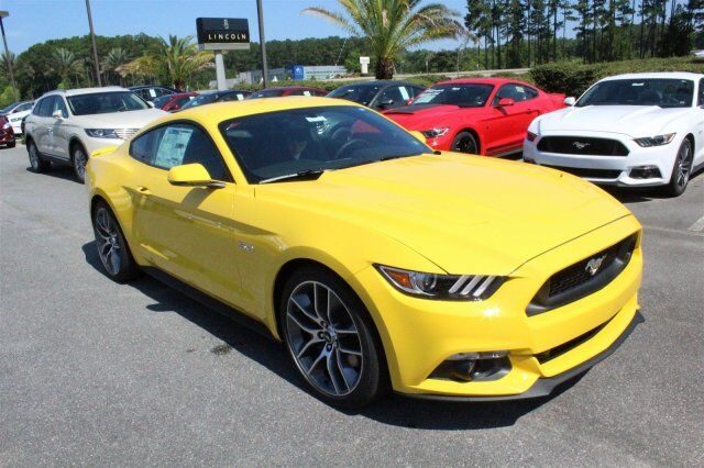 2017 Ford Mustang GT Premium Hardeeville SC