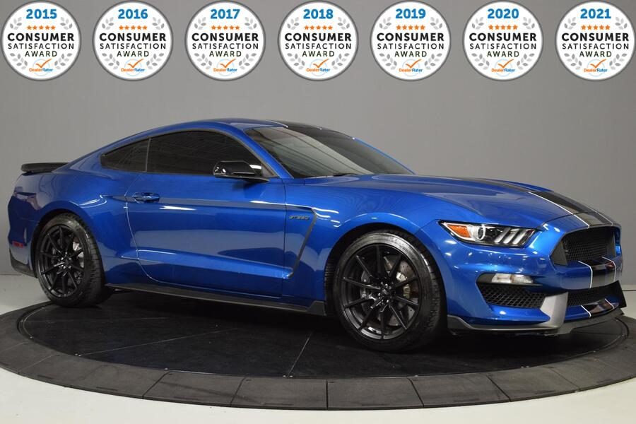 2017_Ford_Mustang_Shelby GT350_ Glendale Heights IL