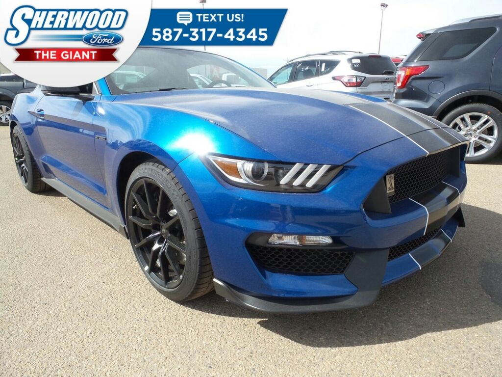 2017 ford mustang shelby gt350 sherwood park ab 18429965