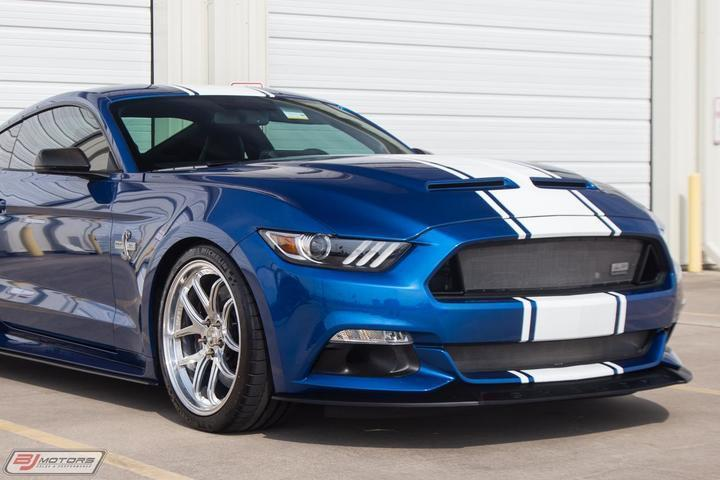 2017 Ford Mustang Super Snake 750 Tomball TX