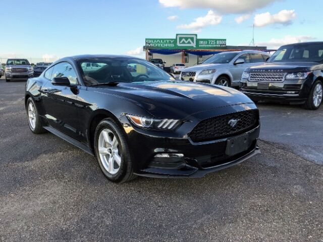 2017 Ford Mustang V6 Coupe Laredo TX