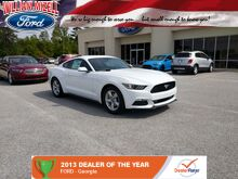 2017_Ford_Mustang_V6 Fastback_ Augusta GA