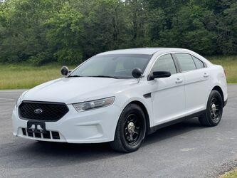 Ford Police Interceptor Sedan  2017