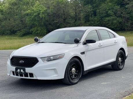2017 Ford Police Interceptor Sedan  Crozier VA