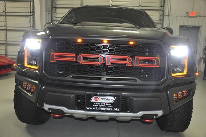 2017 Ford SVT F-150 Raptor Raptor Tomball TX