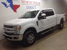 2017_Ford_Super Duty F-250 SRW_FREE DELIVERY Lariat 4x4 Diesel Gps Navi Camera Bluetooth Park Assist_ Mansfield TX