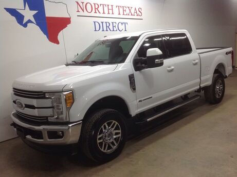 2017 Ford Super Duty F-250 SRW FREE DELIVERY Lariat 4x4 Diesel Gps Navi Camera Bluetooth Park Assist Mansfield TX