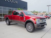 Ford Super Duty F-250 SRW King Ranch 2017