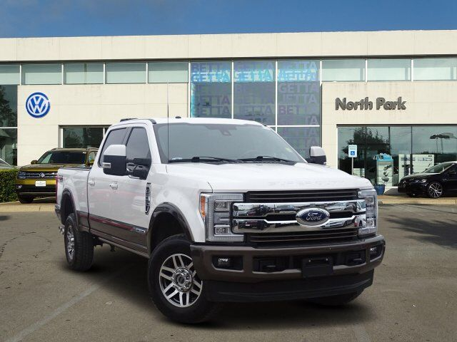 2017 Ford Super Duty F-250 SRW King Ranch San Antonio TX