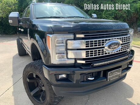 2017 Ford Super Duty F-250 SRW Platinum Carrollton  TX