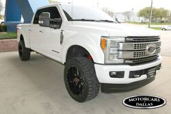 Ford Super Duty F-250 SRW Platinum 2017