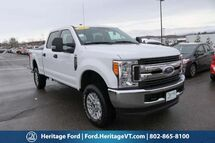 2017 Ford Super Duty F-250 SRW XLT South Burlington VT