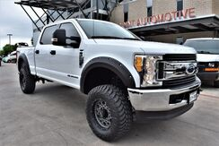 2017_Ford_Super Duty F-250_XLT Crew Cab 4X4 DIESEL LIFTED_ San Antonio TX