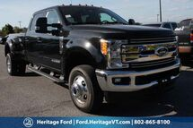 2017 Ford Super Duty F-350 DRW Lariat South Burlington VT