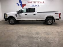 2017_Ford_Super Duty F-350 SRW_FREE HOME DELIVERY! FX4 4x4 Diesel Crew Camera Park Assist_ Mansfield TX