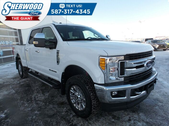 2017 Ford Super Duty F-350 SRW XLT Sherwood Park AB