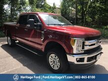2017 Ford Super Duty F-350 SRW XLT South Burlington VT