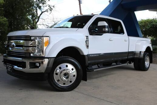 2017 Ford Super Duty F-450 DRW Lariat Carrollton TX