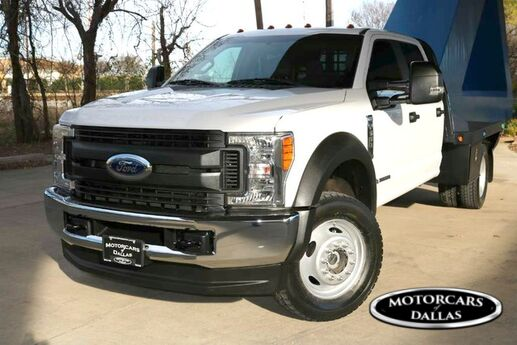 2017 Ford Super Duty F-550 DRW XL Carrollton TX