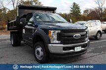2017 Ford Super Duty F-550 DRW XL South Burlington VT