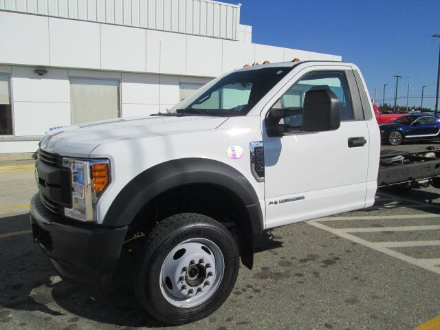 2017 Ford Super Duty F-550 DRW XL Tusket NS