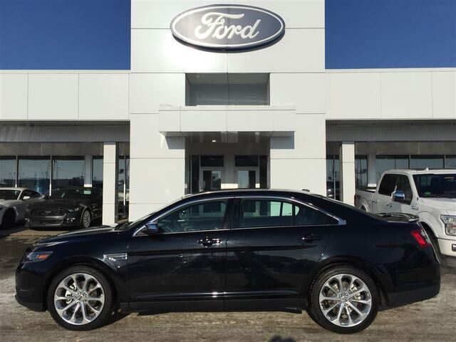 2017_Ford_Taurus_LIMITED AWD - LOADED *19950KM*_ Edmonton AB