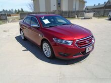 2017_Ford_Taurus_Limited FWD_ Colby KS