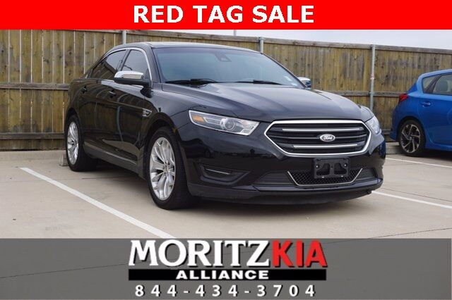 2017 Ford Taurus Limited Fort Worth TX