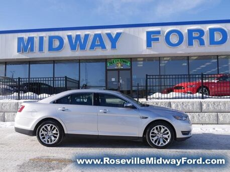 2017_Ford_Taurus_Limited_ Roseville MN