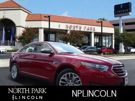 2017 Ford Taurus Limited San Antonio TX