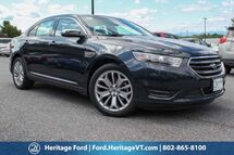 2017 Ford Taurus Limited South Burlington VT