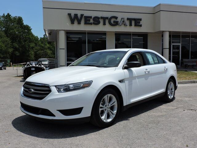 Used Ford Taurus >> Used Ford Taurus Raleigh Nc