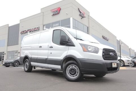 2017_Ford_Transit_150 Van Low Roof 60/40 Pass. 130-in. WB_ Chantilly VA