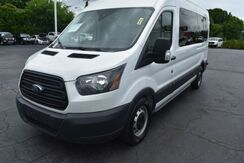 2017_Ford_Transit_3.2L I5 Turbo Diesel 350 Wagon Med. Roof XLT w/Sliding Pass_ Charlotte NC