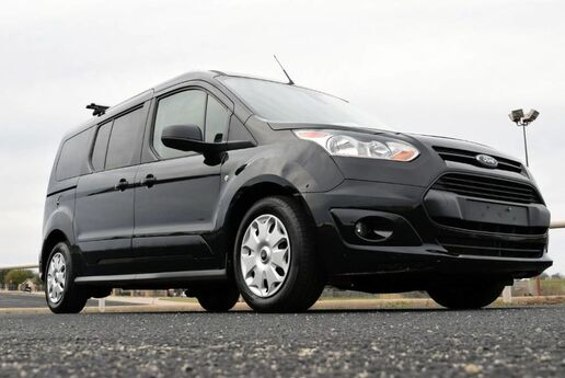 2017 Ford Transit Connect Passenger XLT Fort Worth TX