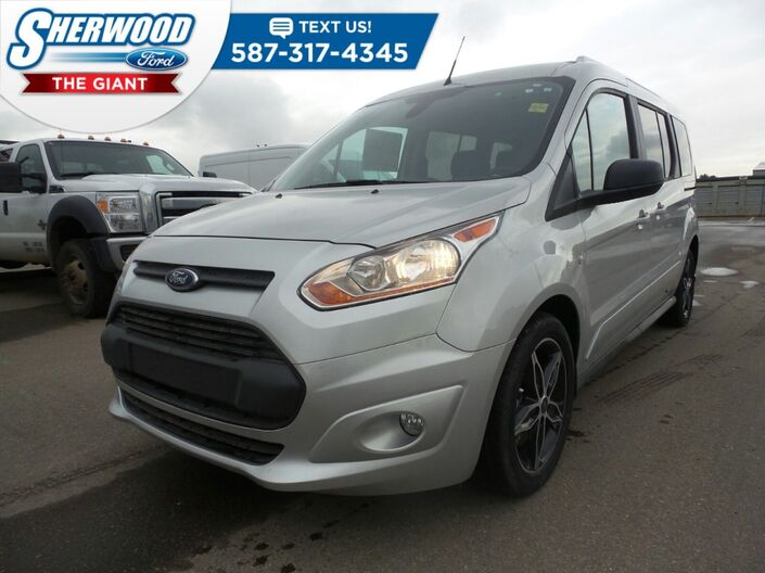 2017 Ford Transit Connect Wagon XLT Sherwood Park AB
