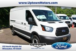 2017_Ford_Transit Van_150 Med. Roof_ Milwaukee and Slinger WI