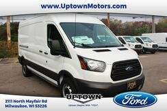 2017_Ford_Transit Van_250 Med. Roof_ Milwaukee and Slinger WI