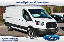 "2017_Ford_Transit Van_T-250 148"" Med Rf 9000 GVWR Dual Dr_ Milwaukee and Slinger WI"
