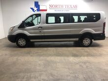 2017_Ford_Transit Wagon_XLT 15 Passenger Van 3.7L V6 Back Up Camera Keyless_ Mansfield TX