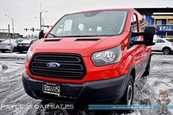 2017_Ford_Transit Wagon_XLT / Automatic / Seats 12 / Auto Start / Bluetooth / Back-Up Camera / Only 18K Miles / Tow Pkg / 1-Owner_ Anchorage AK